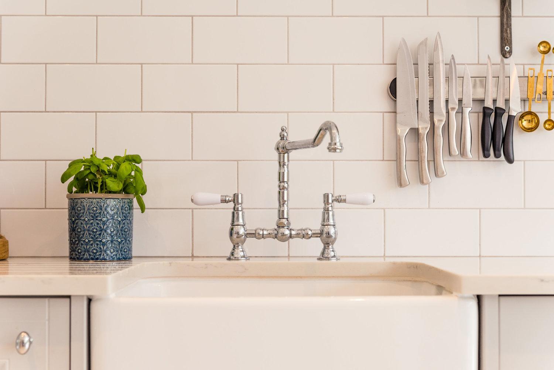 Kitchen Sink Fitted by David Strudwick