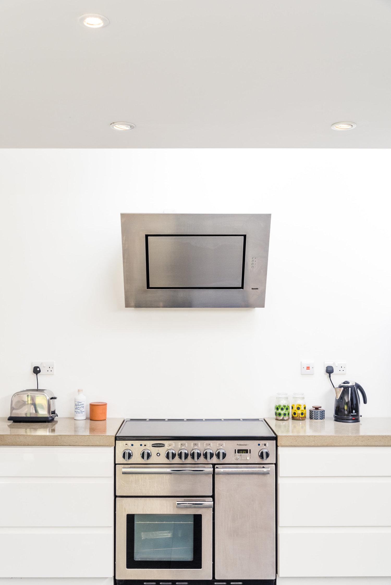 Renovated Kitchen by David Strudwick
