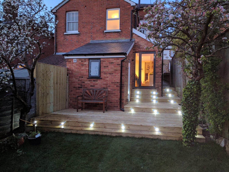 Home Renovation by David Strudwick