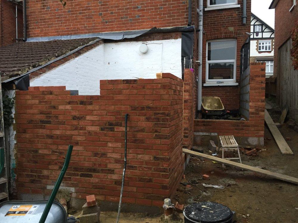 Building Extension by David Strudwick